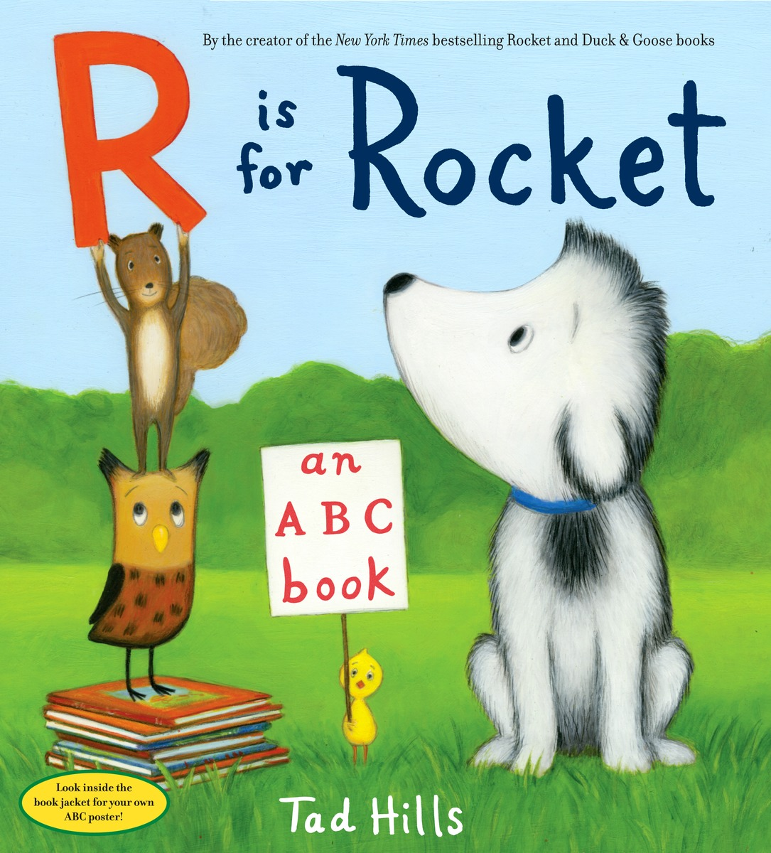 R IS FOR ROCKET: AN ABC BOOK цена