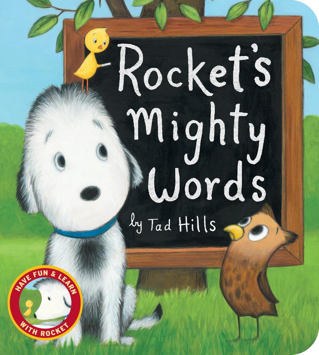 ROCKET'S MIGHTY WORDS key words 2c i like to write