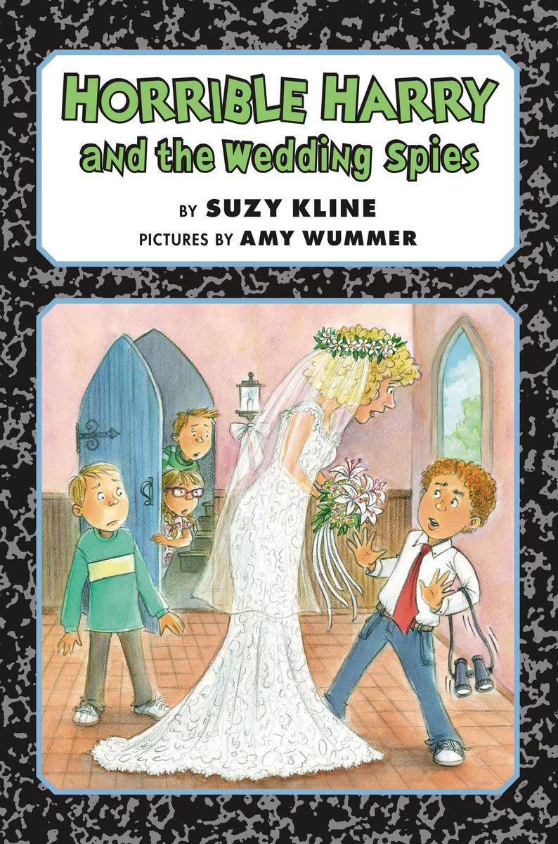 HORRIBLEHARRY & WEDDING SPIES vigil of spies a