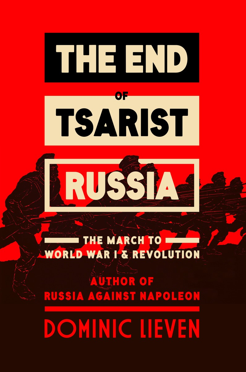 END OF TSARIST RUSSIA, THE уэллс г война миров the war of the worlds