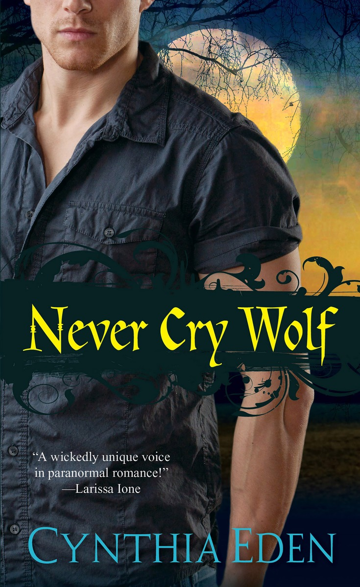 NEVER CRY WOLF only a promise