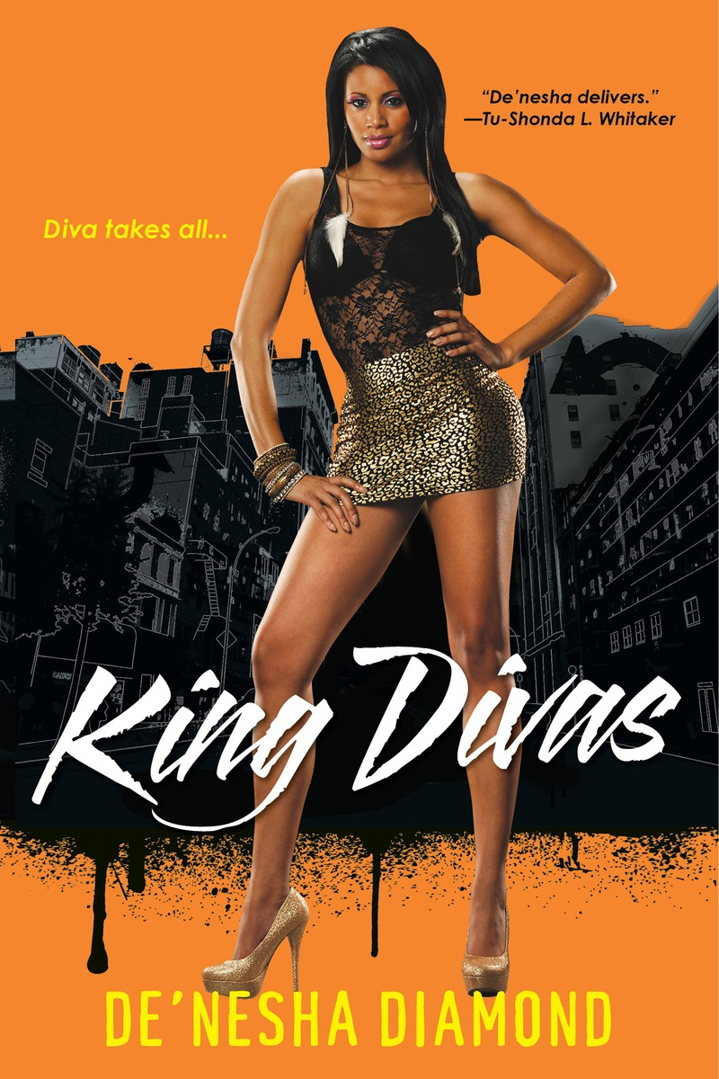 KING DIVAS bodies the whole blood pumping story