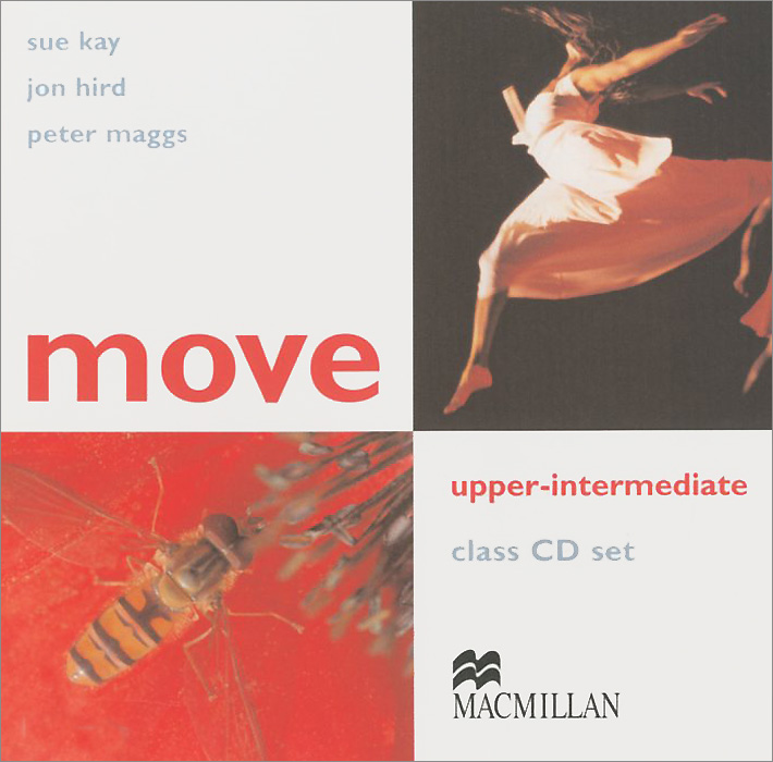Move: Upper-Intermediate: Class CDs (аудиокурс на 2 CD) soars l new headway upper intermediate class audio cds 4th edition