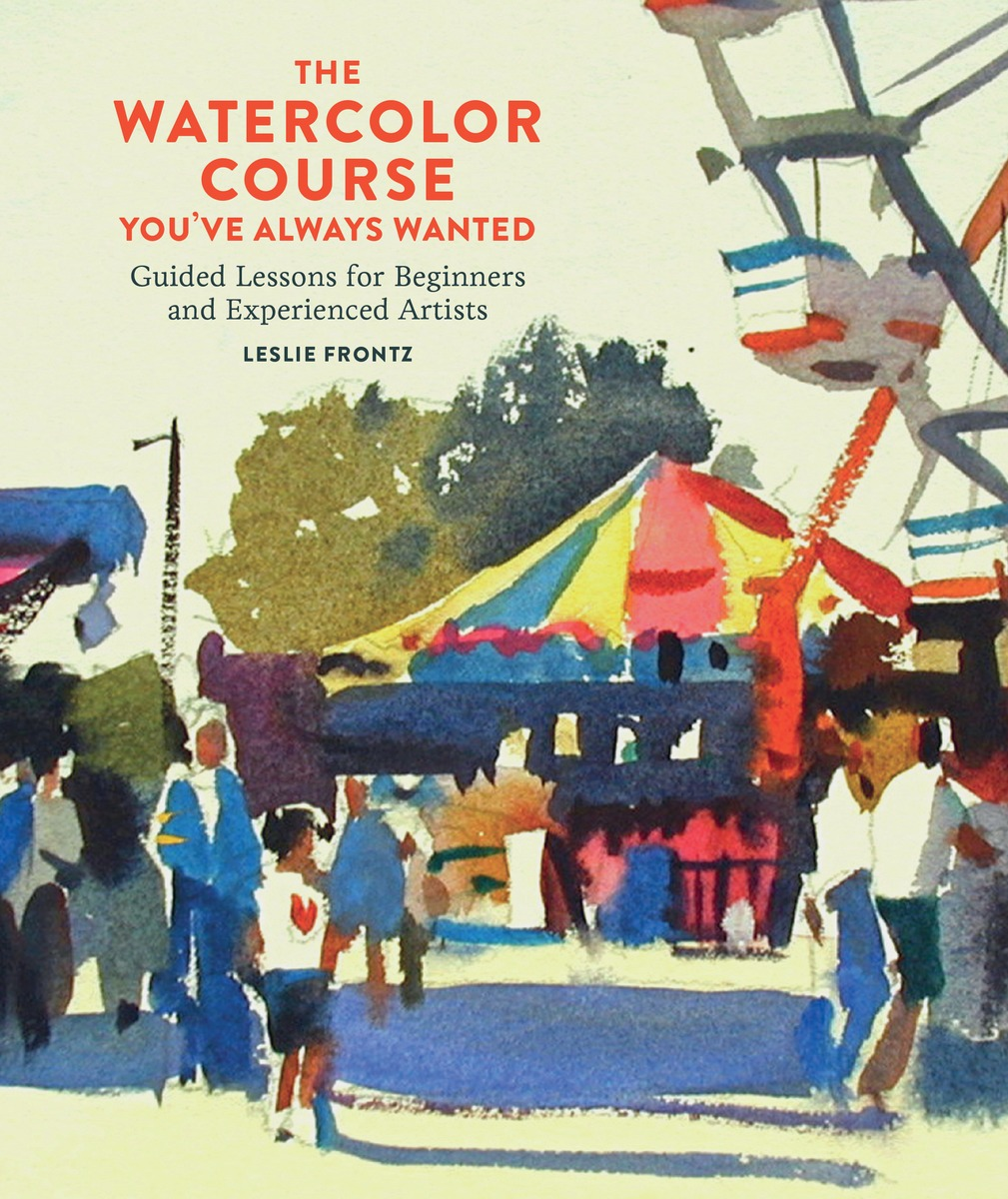The Watercolor Course You've Always Wanted: Guided Lessons for Beginners and Experienced Artists course enrollment decisions