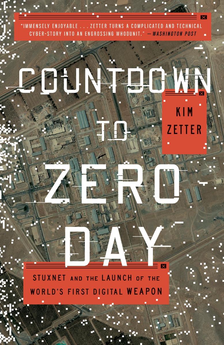 COUNTDOWN TO ZERO DAY countdown to zero day