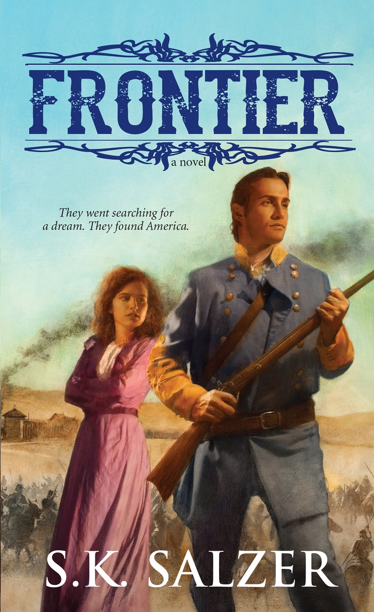 FRONTIER victorian america and the civil war