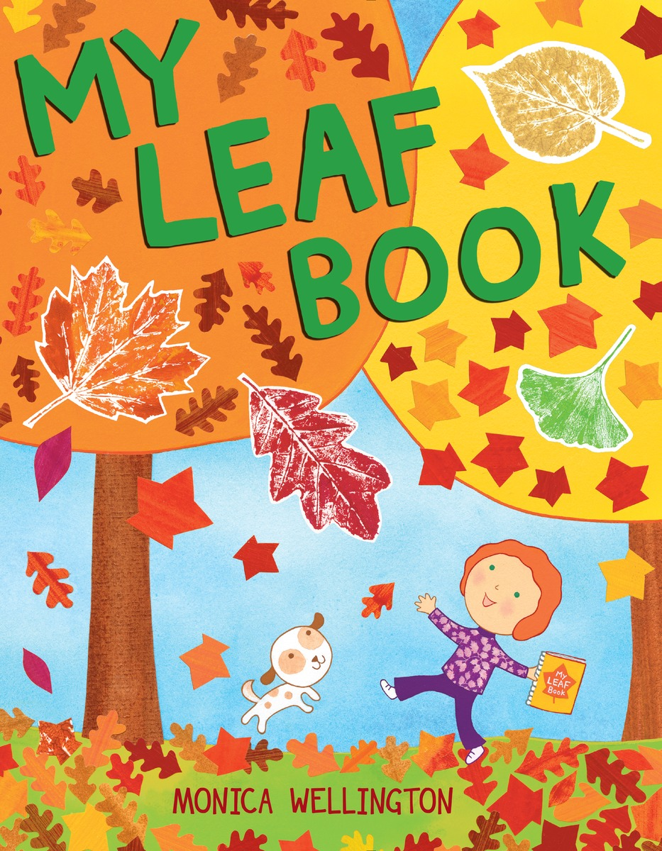 MY LEAF BOOK the shade of my own tree