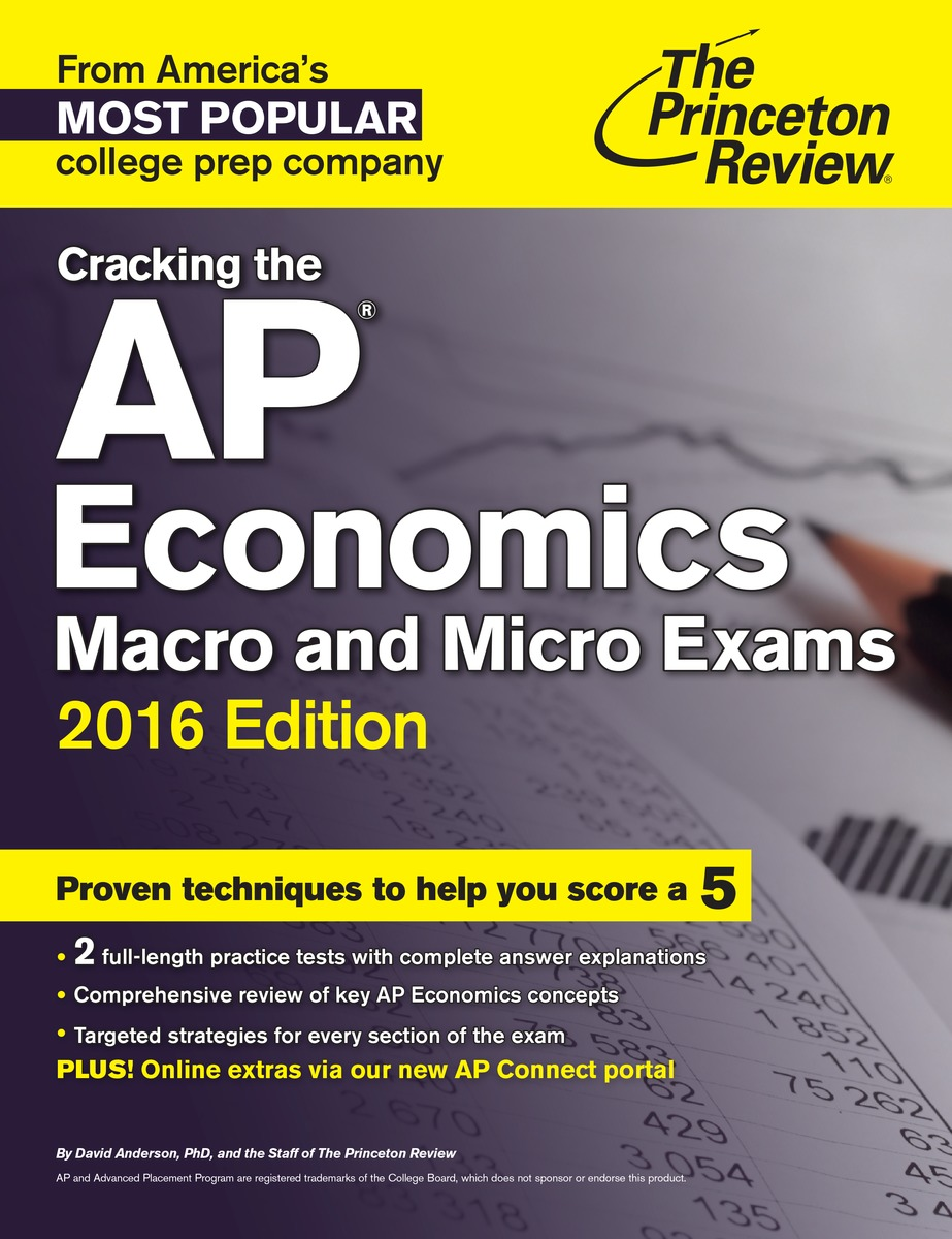 CRACK AP ECONOMICS 2016