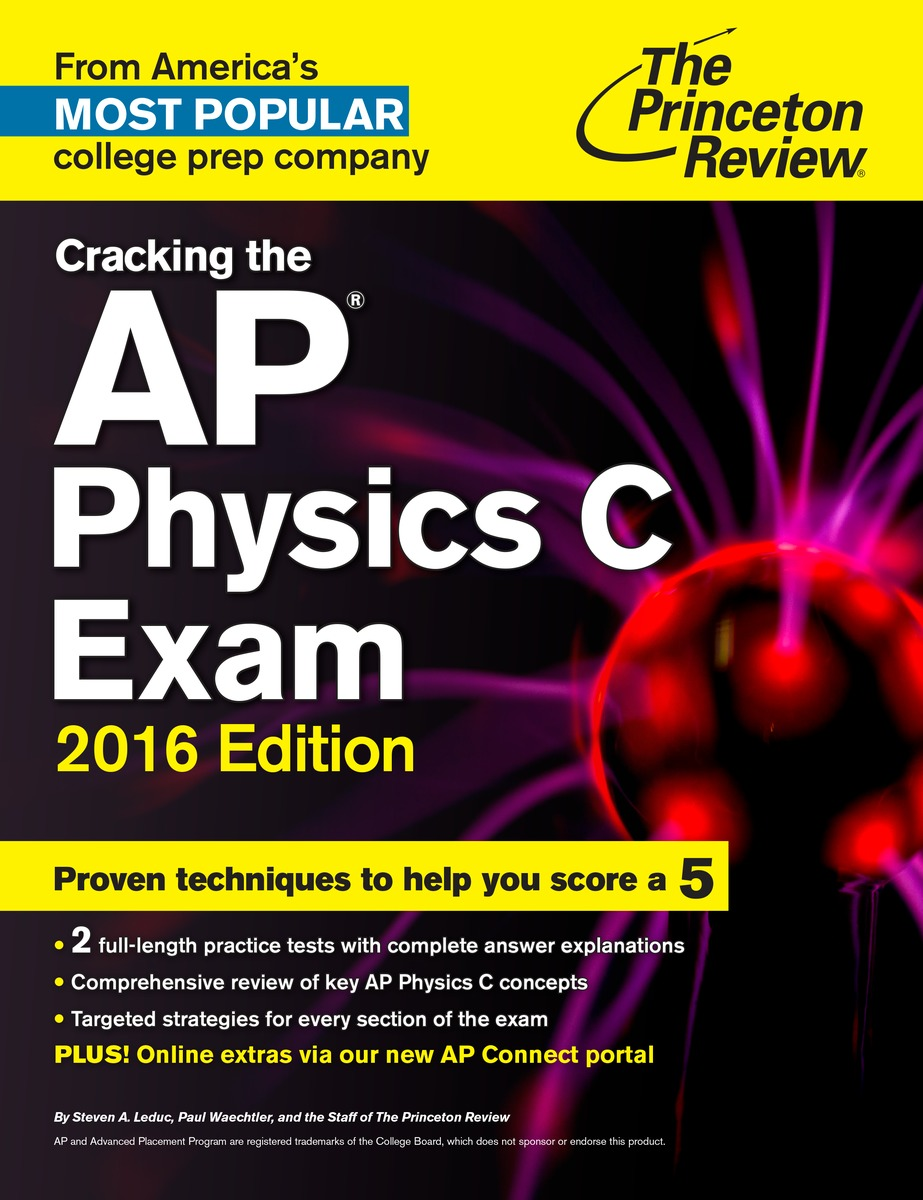 CRACK AP PHYSICS C 2016