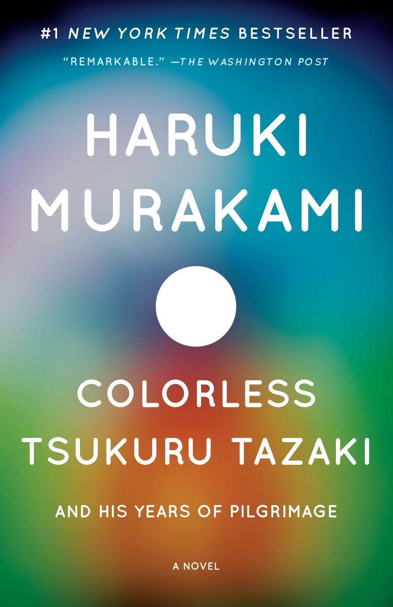 Colorless Tsukuru Tazaki and His Years of Pilgrimage the forbidden worlds of haruki murakami