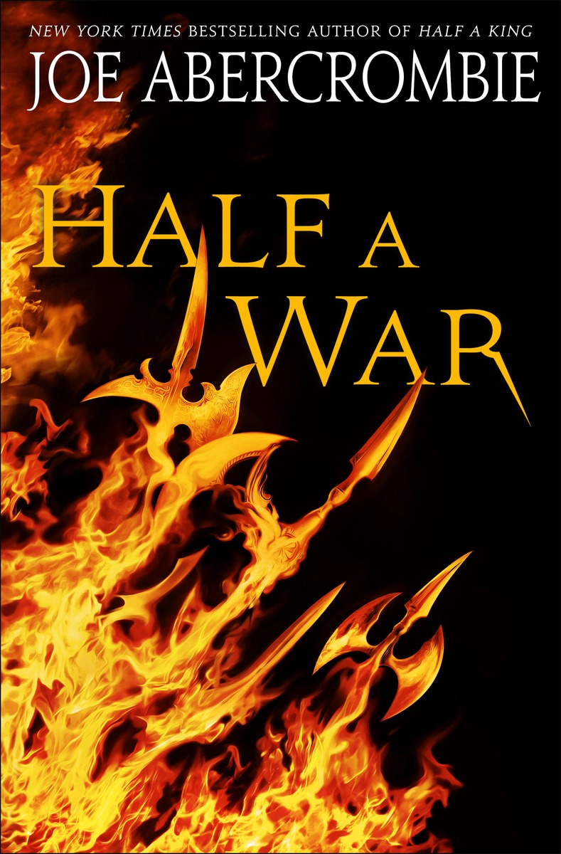 HALF A WAR the heir