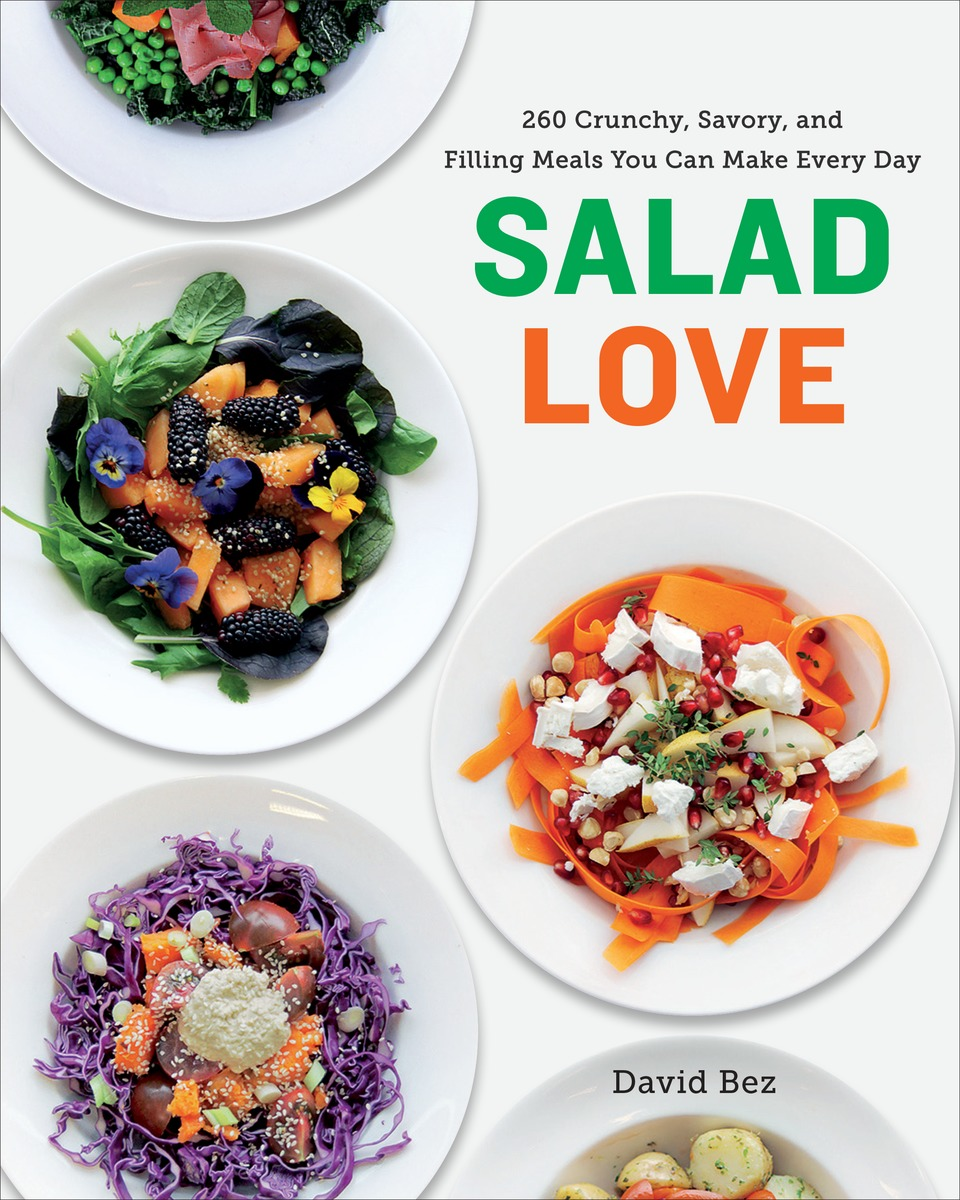 SALAD LOVE blog of love