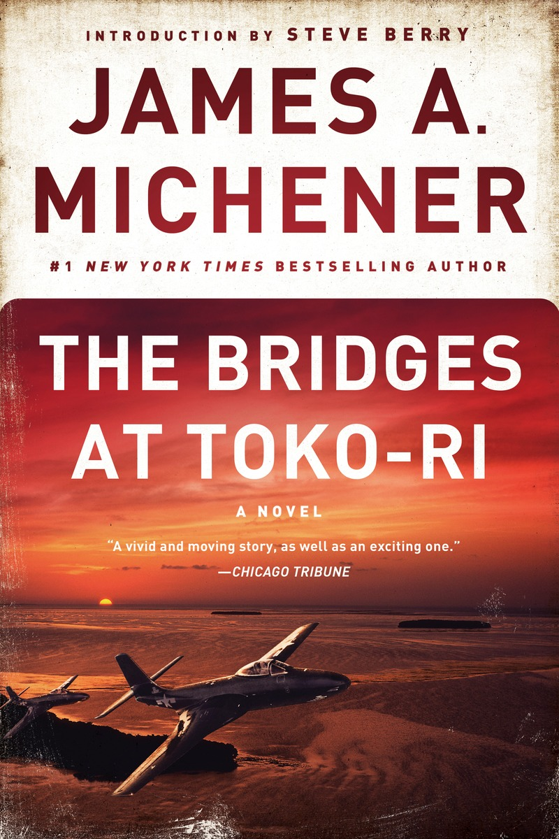 BRIDGES AT TOKO-RI, THE seeing things as they are