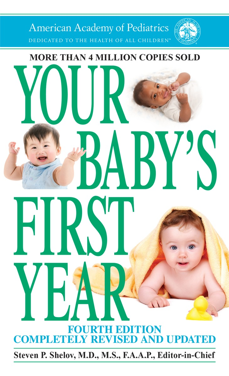 YOUR BABY'S FIRST YEAR(4TH ED)