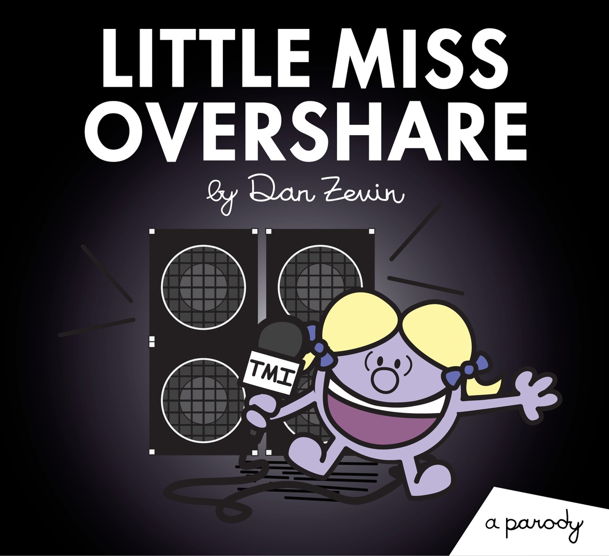 LITTLE MISS OVERSHARE little miss fun