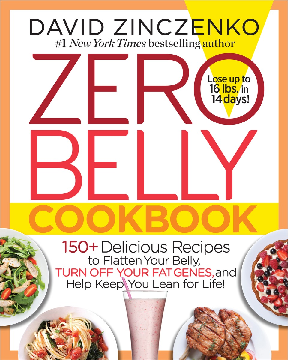 ZERO BELLY COOKBOOK author name tbc the fasting day cookbook