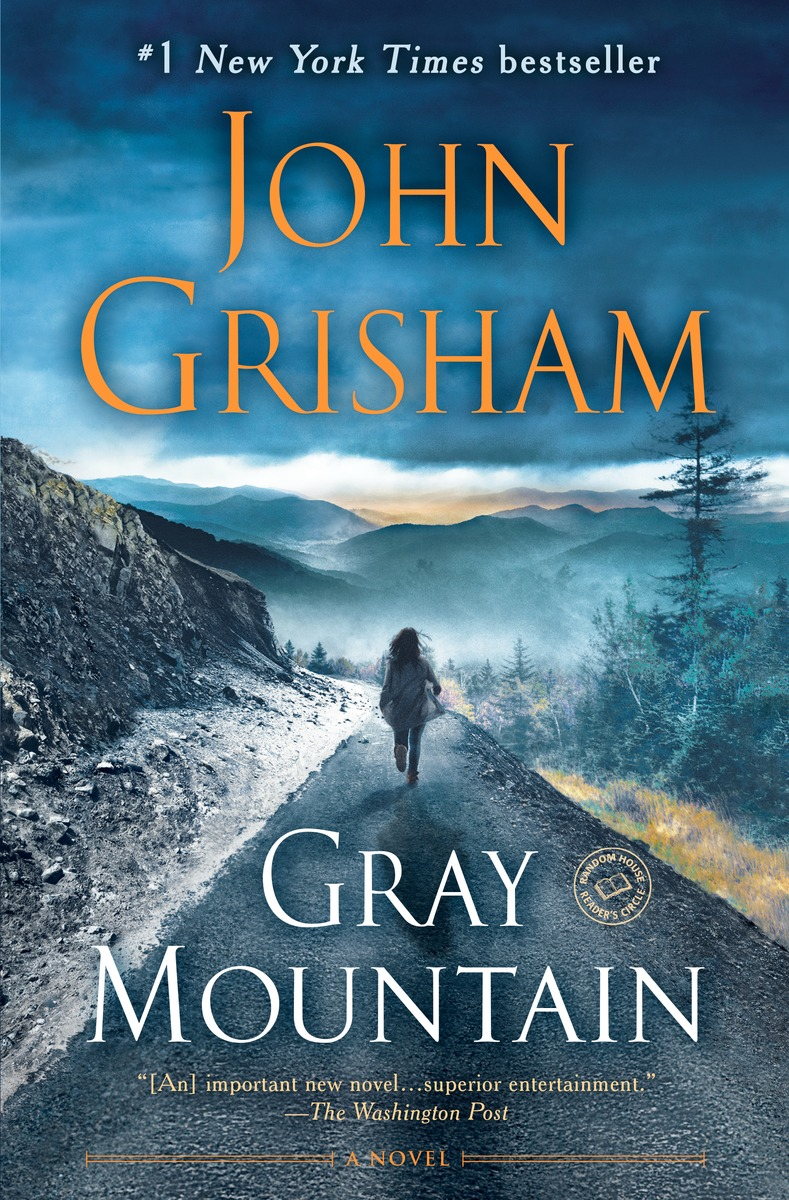GRAY MOUNTAIN what she left