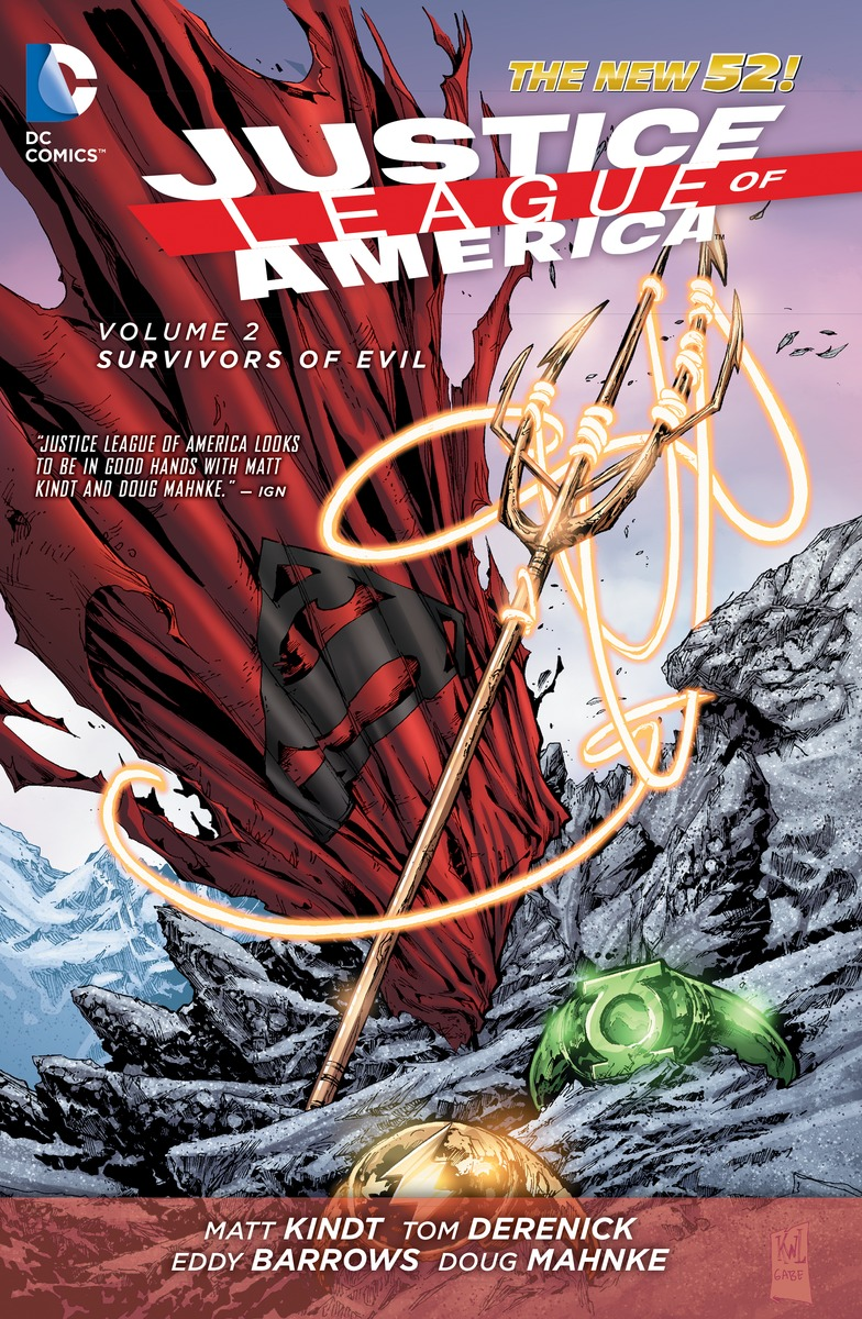 Justice League of America: Volume 2: Survivors of Evil victorian america and the civil war