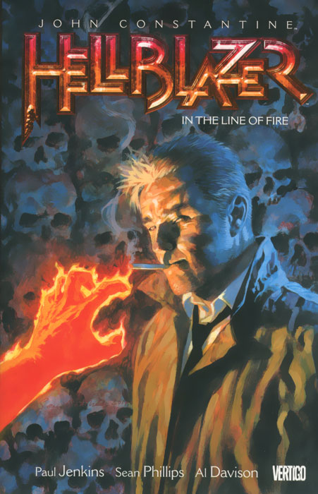 John Constantine: Hellblazer: Volume 10: In the Line of Fire b p r d hell on earth volume 8 lake of fire