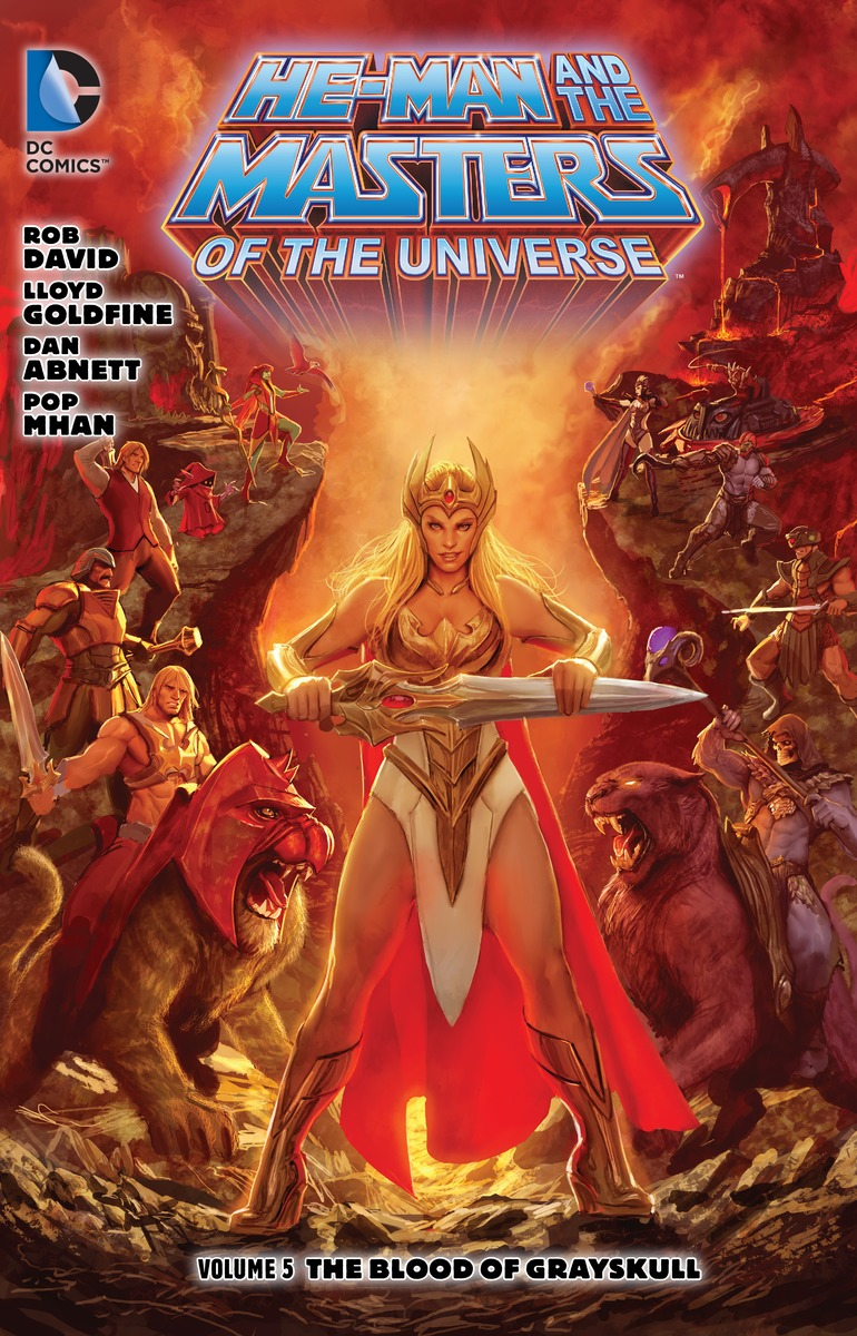 HE-MAN MASTERS UNIVERSE V5 masters of the universe