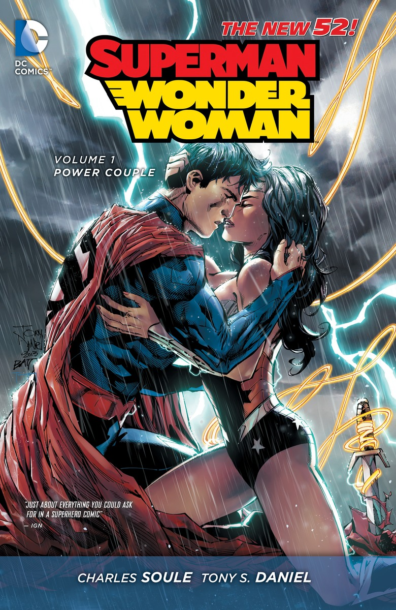 SUPERMAN/WONDER WOMAN VOL. 1 wonder woman archives vol 7