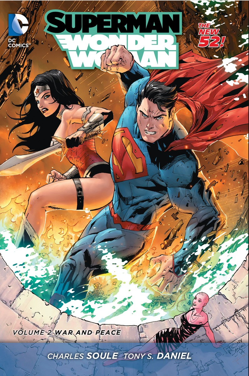 Superman / Wonder Woman: Volume 2: War and Peace history of mens magazines volume 2 post war to 1959
