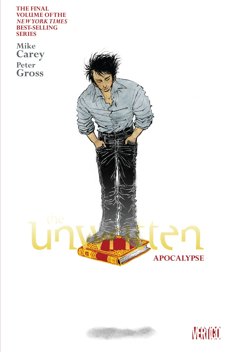 THE UNWRITTEN VOL. 11 the unwritten vol 11