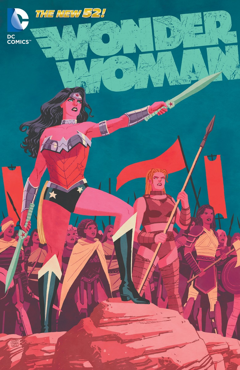 WONDER WOMAN VOL. 6: BONES wonder woman archives vol 7