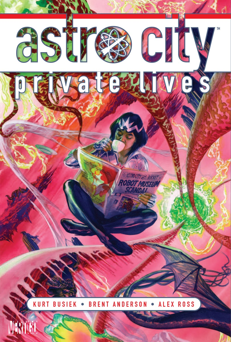 Astro City: Private Lives astro city vol 14