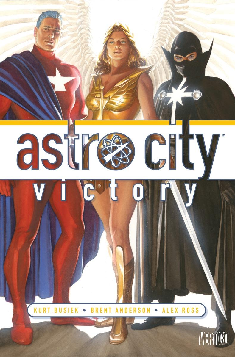 Astro City: Victory astro city vol 14