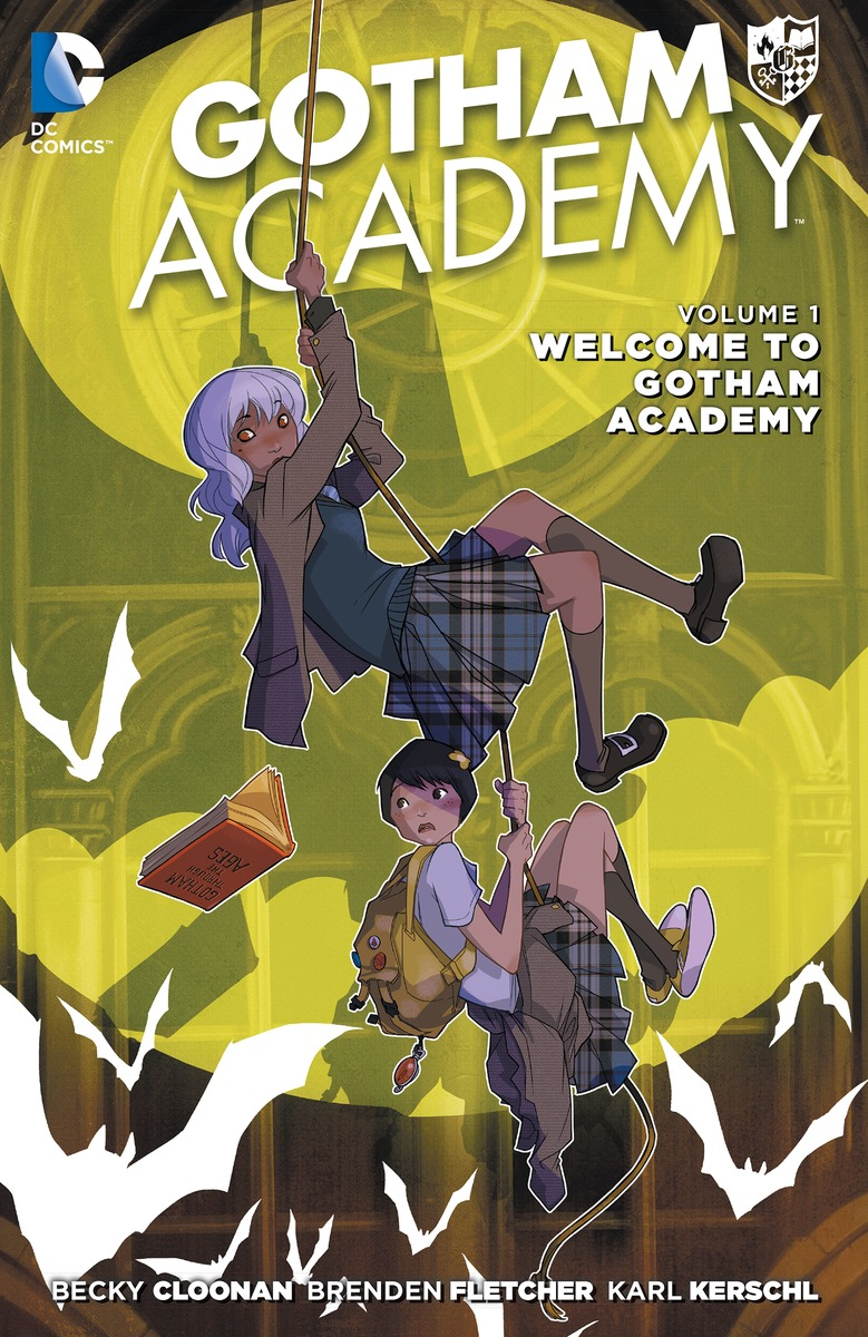 Gotham Academy: Volume 1: Welcome to Gotham Academy what she left