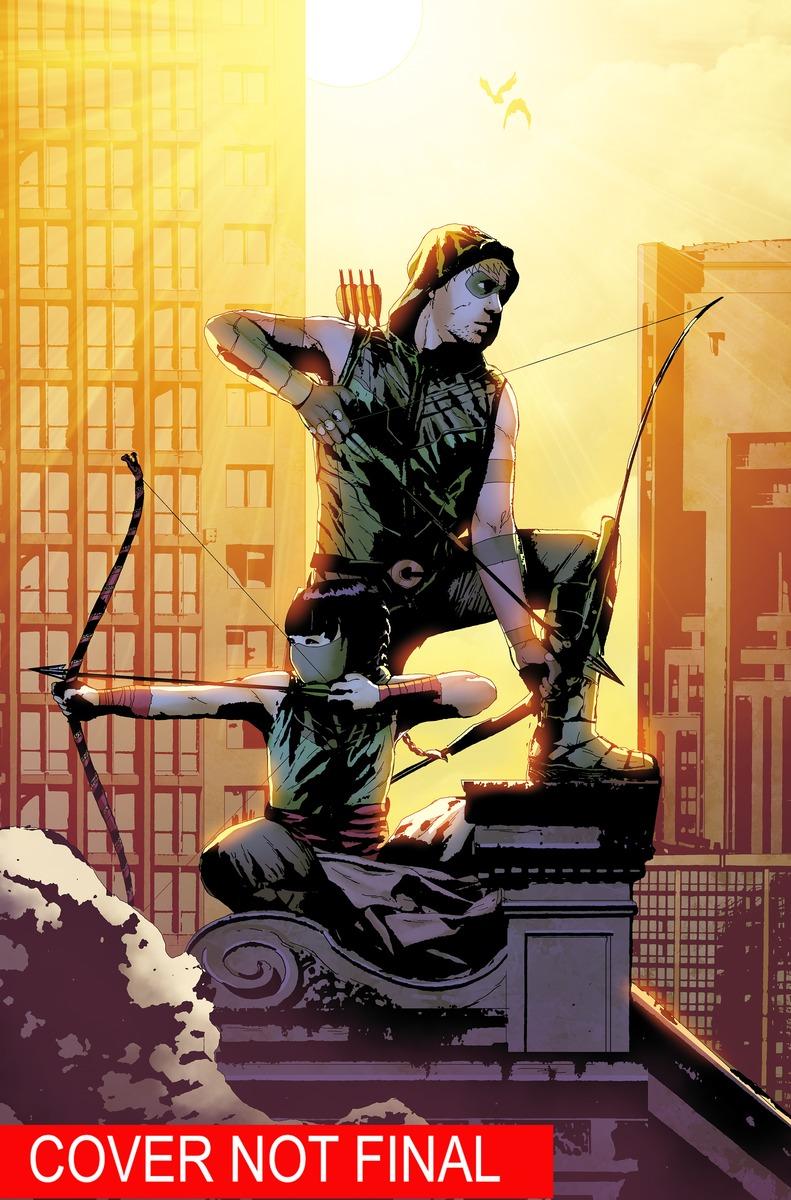 Green Arrow: Volume 6: Broken green arrow vol 1 the death and life of oliver queen rebirth