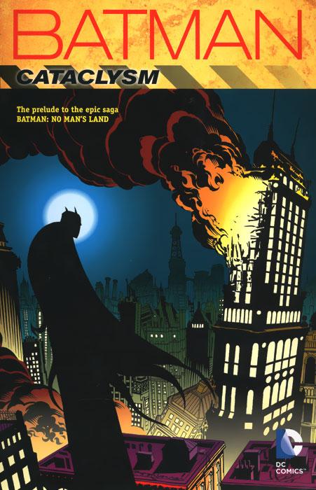 Batman: Cataclysm batman gordon of gotham