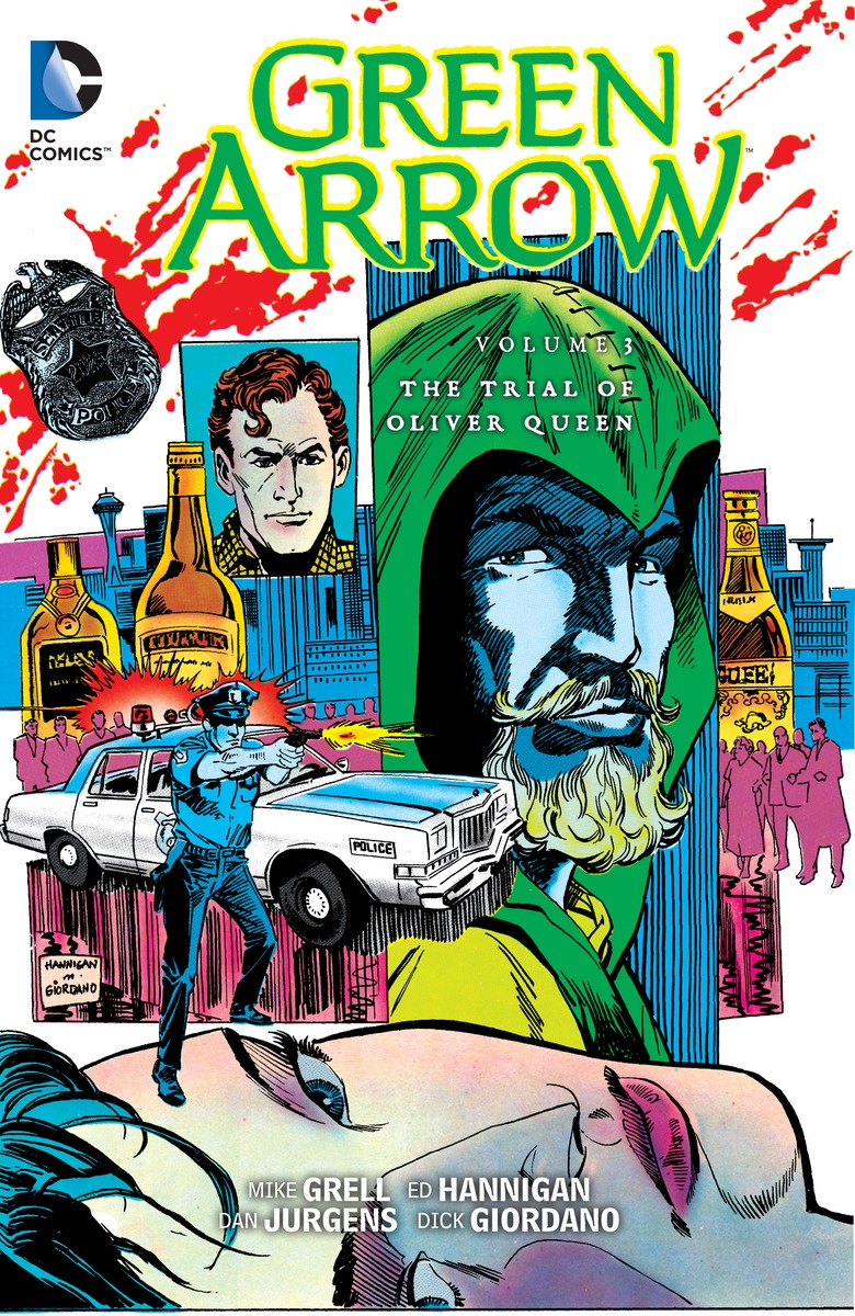 Green Arrow: Volume 3: The Trial of Oliver Queen green anna katharine the mystery of the hasty arrow