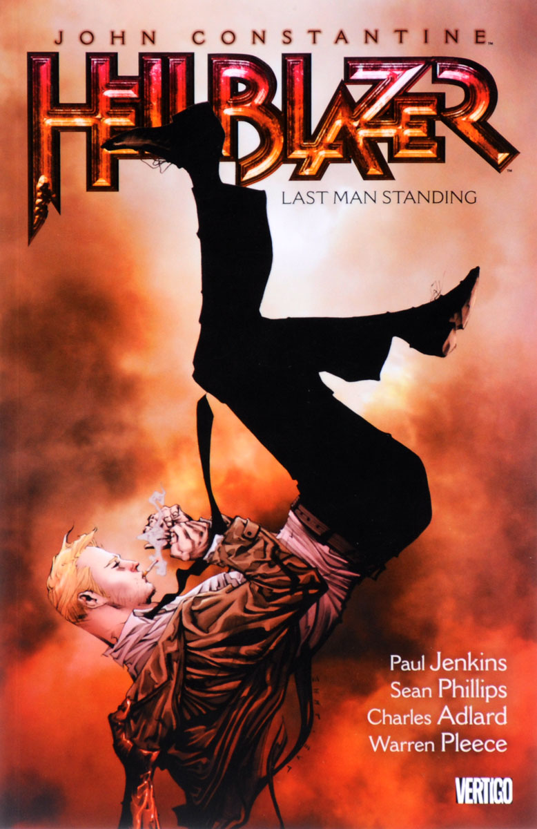John Constantine, Hellblazer: Last Man Standing: Volume 11 constantine the hellblazer vol 2 the art of the deal