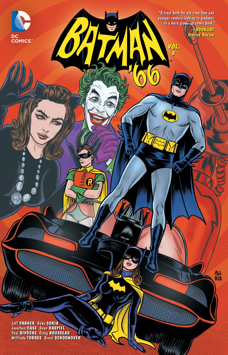 Batman '66: Volume 3 batman volume 1 the court of owls