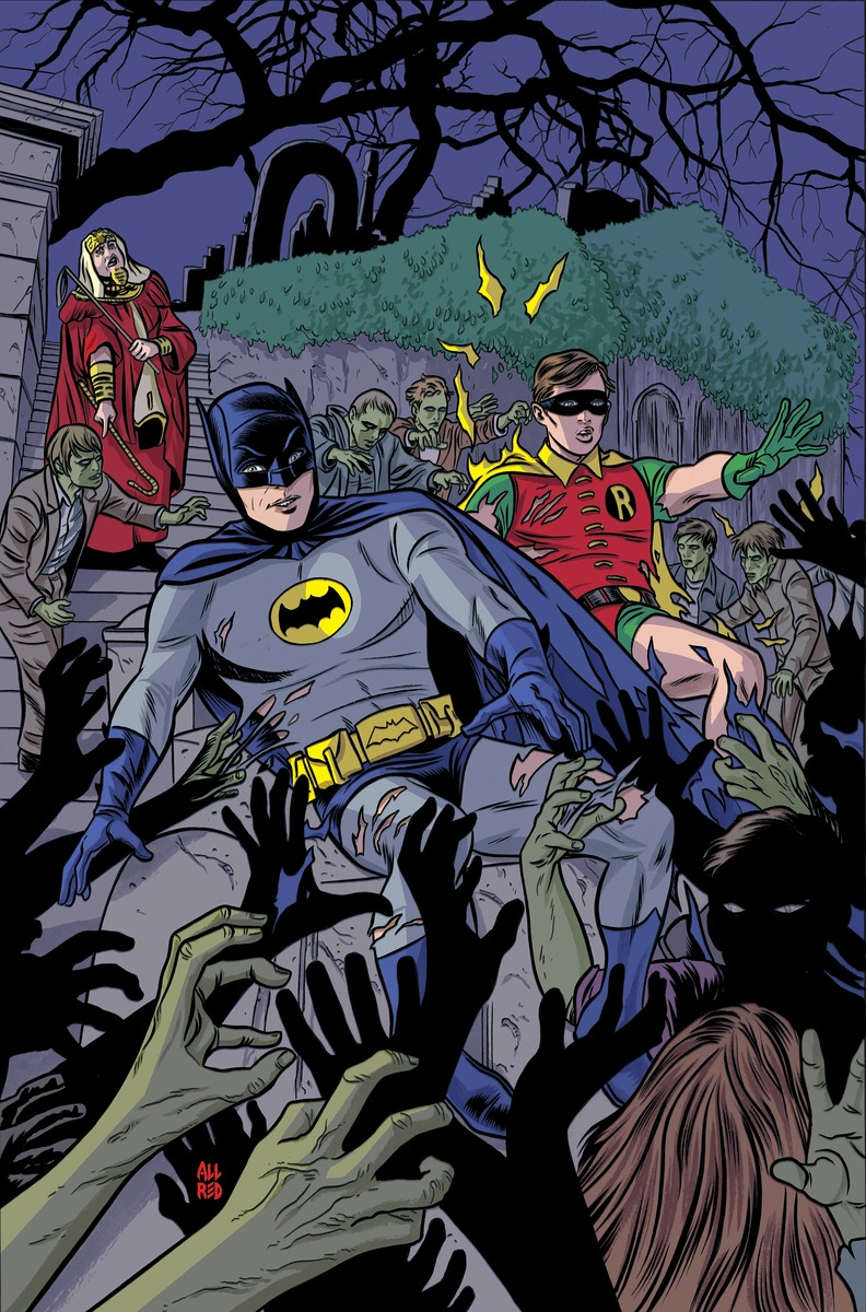 Batman '66: Volume 4 casio aq 190wd 1a casio