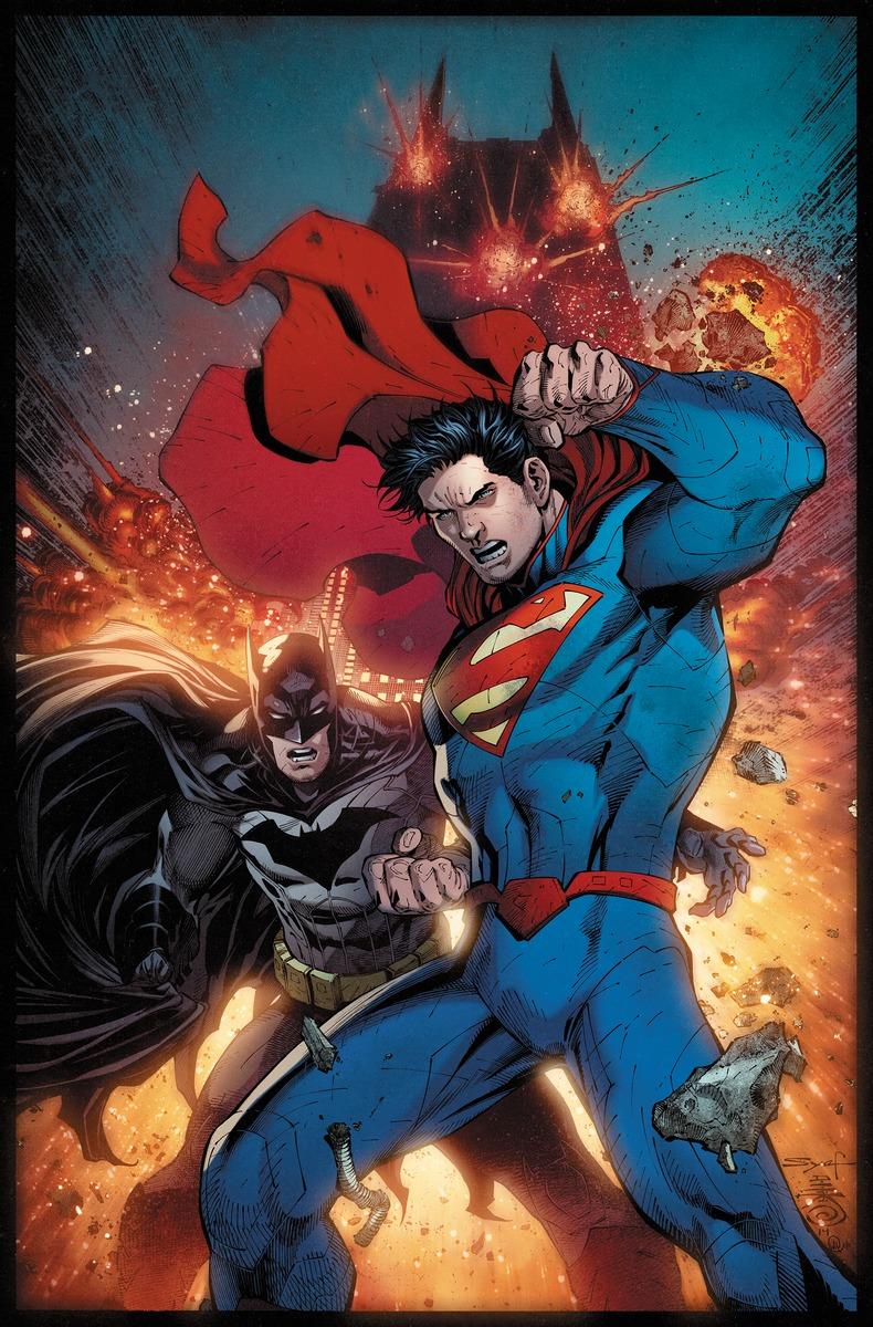 BATMAN/SUPERMAN VOL. 4 lobdell scott superman vol 4