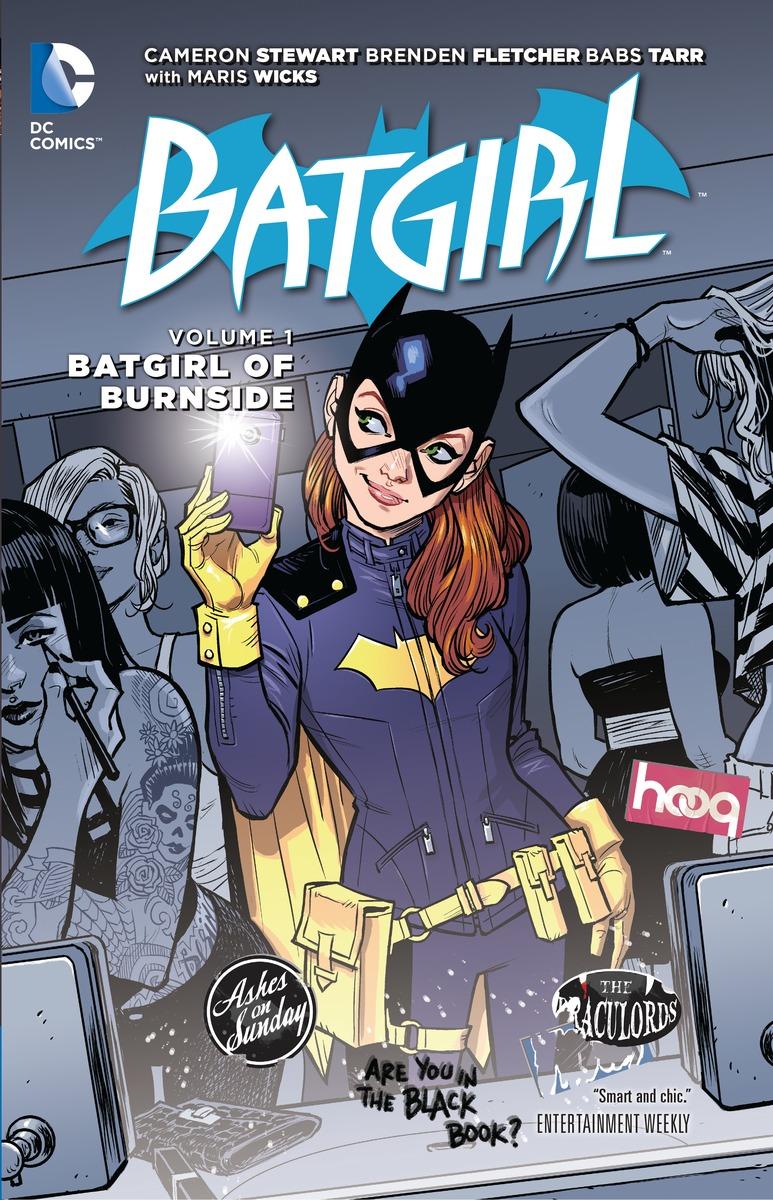 Batgirl: Volume 1: The Batgirl of Burnside batgirl volume 4 wanted
