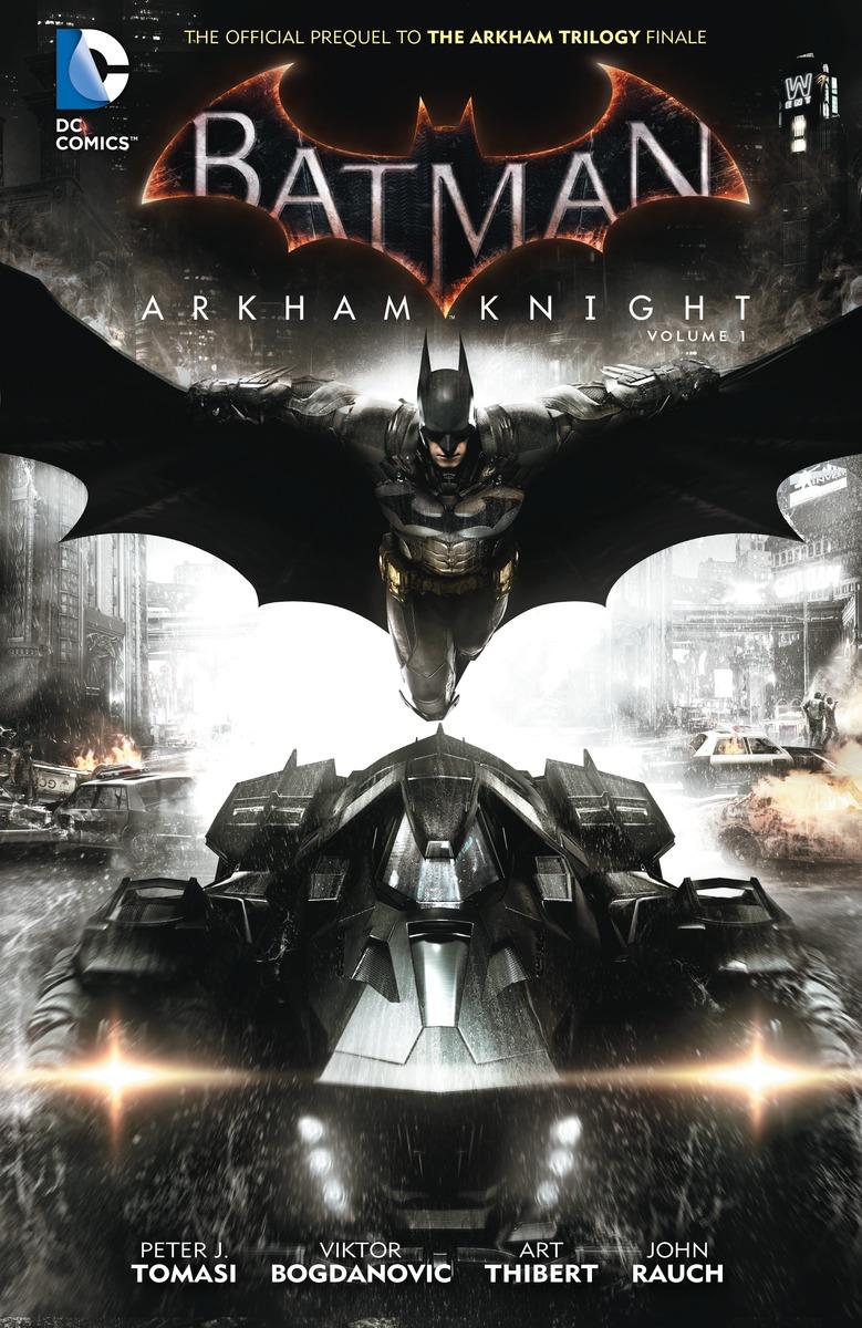 Batman: Arkham Knight: Volume 1 batman arkham clayface