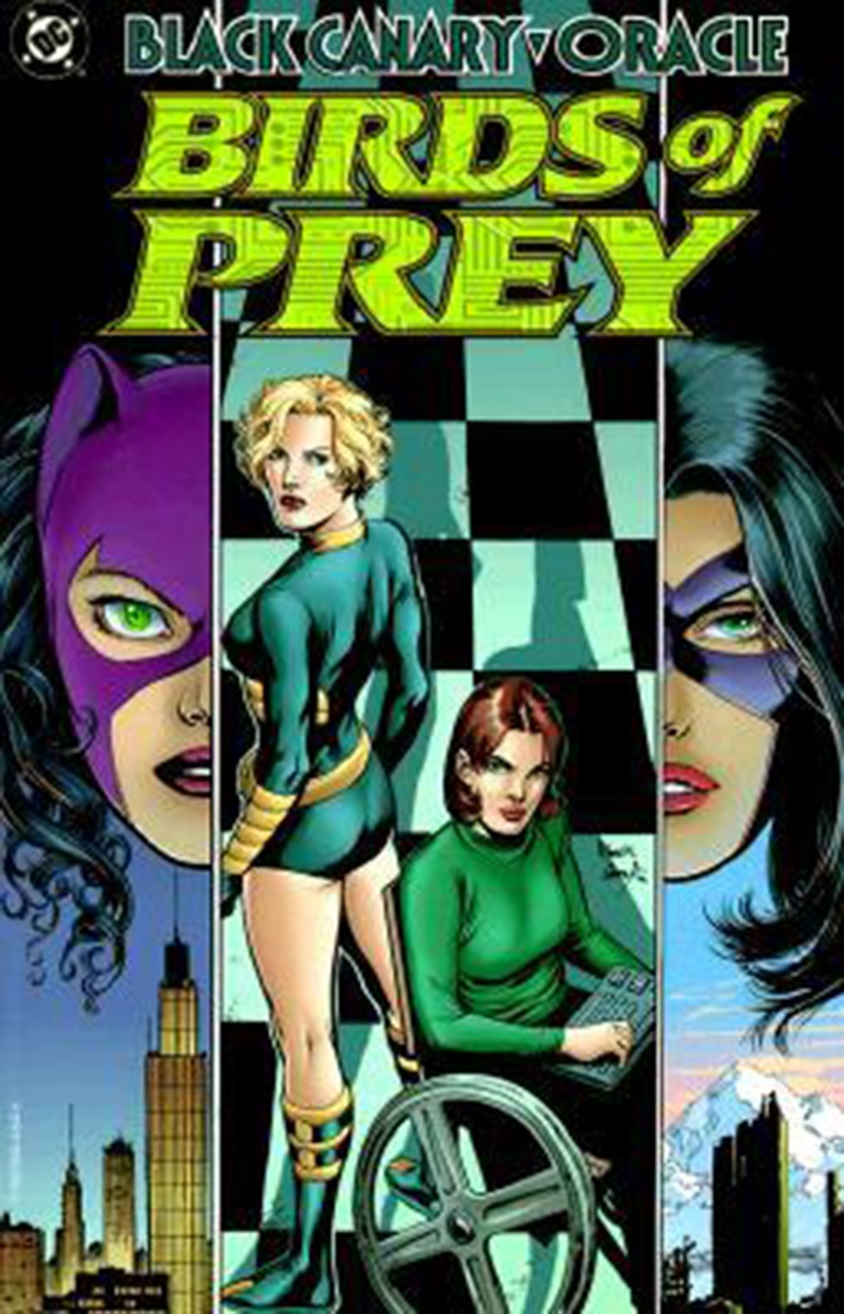 BIRDS OF PREY VOL. 1 crusade vol 3 the master of machines
