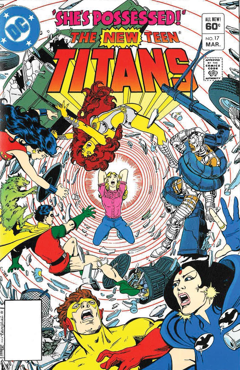 NEW TEEN TITANS VOL. 3 tiny titans vol 01