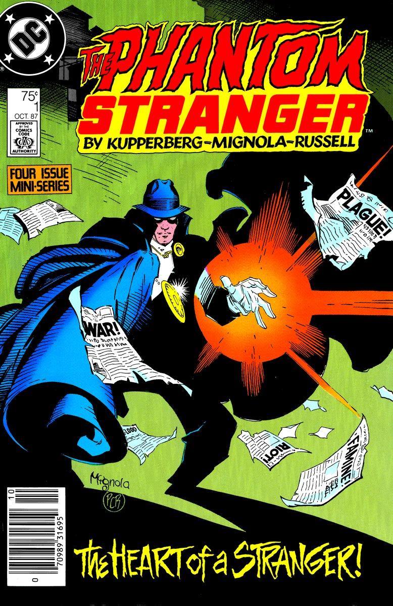 THE PHANTOM STRANGER my husband the stranger