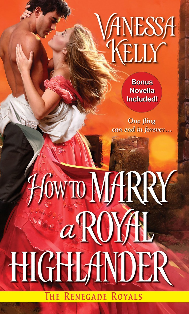 HOW TO MARRY ROYAL HIGHLANDER his royal whiskers