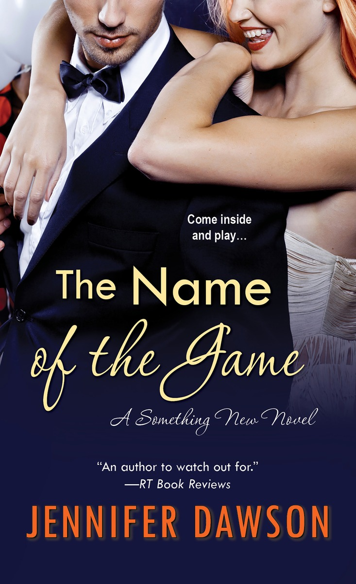 NAME OF THE GAME peter james perfect people