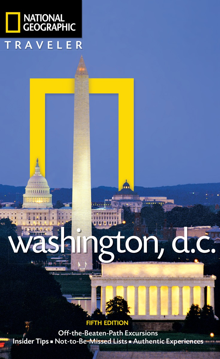 NGEO TRAV WASHINGTON DC,5TH ED paul volcker a senseless panic how washington failed america
