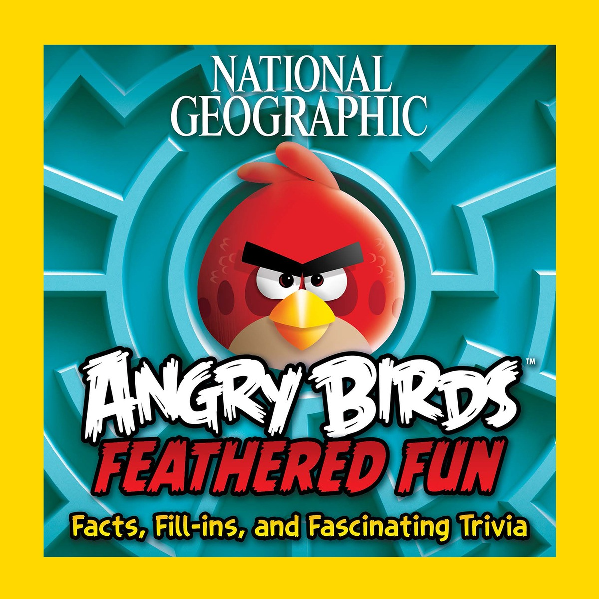NGEO ANGRY BIRDS FEATHERED