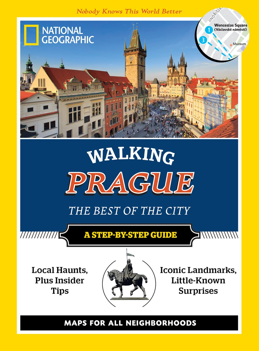 NGEO WALKING PRAGUE leyland s a curious guide to london tales of a city