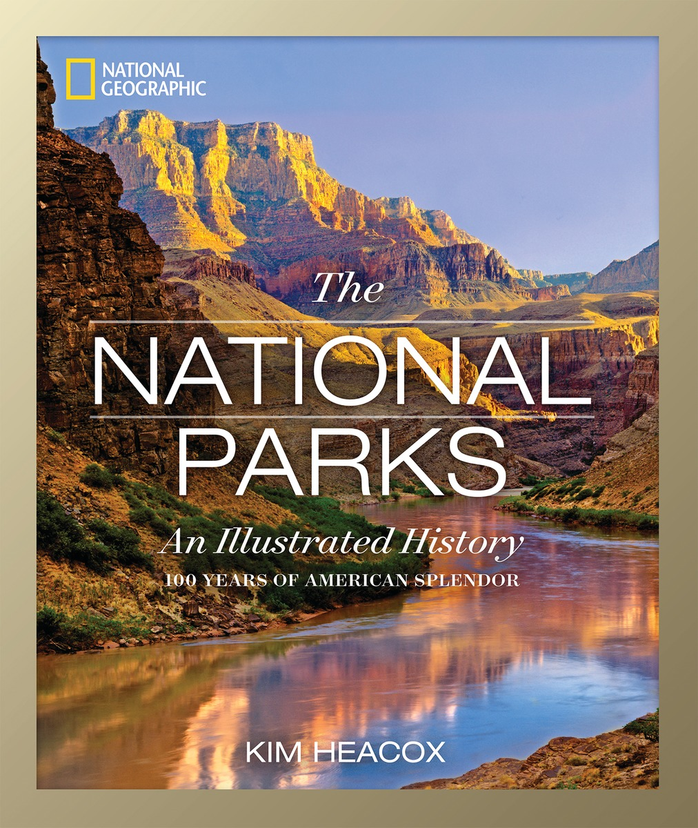 NGEO NATIONAL PARKS.
