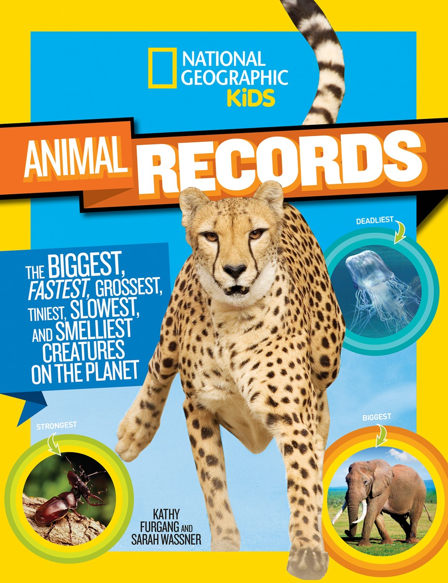 ANIMAL RECORDS guinness world records the videogame wii